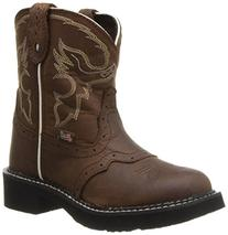 Justin Boots Gypsy Boot ,Aged Bark Cowhide,12 D US Little