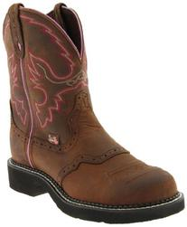 Justin Boots Women's Gypsy Boot,Aged Bark,6 B US