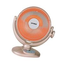 Optimus H-4438 14-Inch Energy-Saving Oscillating Dish Heater