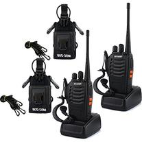 Retevis H-777 Walkie Talkie UHF 400-470MHz 3W 16CH with