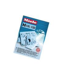 Miele Type H Bags 5bags + 2 Filters