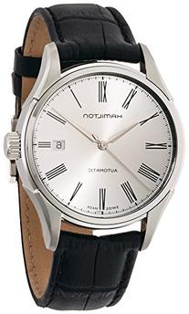 Hamilton Men's 'Valiant' Automatic Stainless Steel and