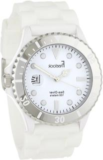 Freelook Men's HA1433-9 Sea Diver Jelly White with White