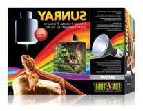 Exo Terra Sunray Light Fixture, 50-watt