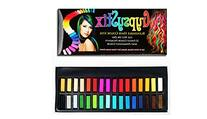 32 Color Hair Chalk Set | Lasts up to 3 Days | Blendable