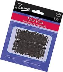 Diane Hair Pins Without Ball Tips * 100 Pack Black
