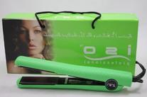 Iso Professional Hair Straightener Super Spectrum Pro GREEN