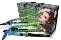 """ISO Professional Hair Tools: Full Styling Set """"Peacock"""" +"""