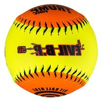 "Half Dozen Evil Bp 12"" Softballs 52 cor 300 Compression AK"