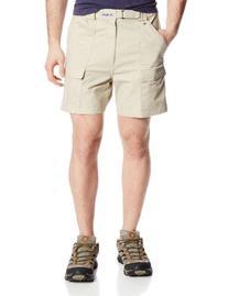 Columbia Men's Half Moon II Shorts, Fossil, Large