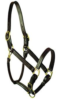 GATSBY LEATHER COMPANY 201-5 Halter Classic Adjustable