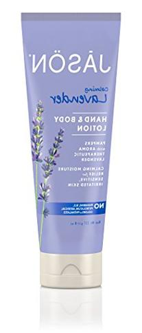 Jason Pure Natural Hand and Body Lotion Calming Lavender - 8