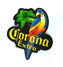 Hand Carved CORONA EXTRA PARROT Beer Wooden Wall Hanging Art