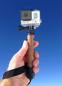 Steady Grip compatible with all GoPro Hero Camera Models |
