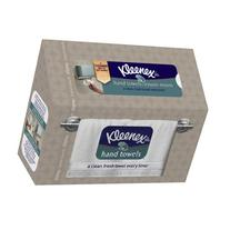 Kleenex Hand Towels - 1 Box of 60 White Hand Towels in a