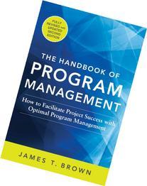 The Handbook of Program Management: How to Facilitate