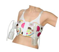 PumpEase hands-free pumping bra