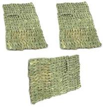 Ware Natural Handwoven Grass Multi Small Pet Mats