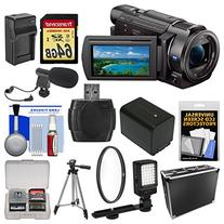 Sony Handycam FDR-AX33 Wi-Fi 4K Ultra HD Video Camera