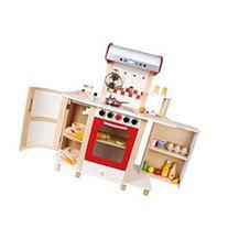 Hape E8018 Multi-Function Kitchen New