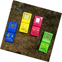 Childhood Tetris Game Hand Held LCD Electronic Toy Brick