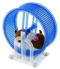 Happy Hamster Spinning Exercise Wheel Children's Kid's