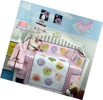 SoHo Happy Secret Garden Baby Crib Nursery Bedding Set 13