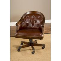 Hillsdale Furniture Harding Rich Cherry Game Chair