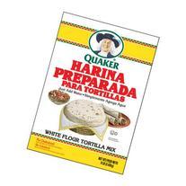 Quaker Harina Preparada Para Tortillas White Flour Tortilla