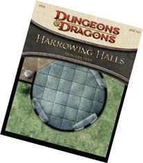 Harrowing Halls - Dungeon Tiles: A D&D Accessory