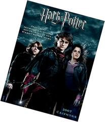 Harry Potter 2007 Wall Calendar: Featuring Promotional