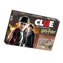 Harry Potter Clue Game by USAOpoly