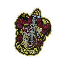 Harry Potter House of Gryffindor Hogwarts Crest Patch 4 3/4