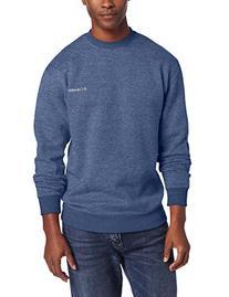 Columbia Men's Hart II Crew Sweatshirt, Collegiate Navy,