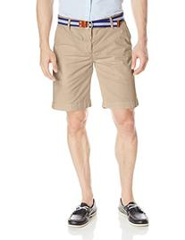 U.S. Polo Assn. Men's Hartford Twill Short, Desert Khaki, 34