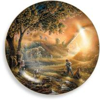 Harvest Memories by Terry Redlin 8.25 inch Decorative