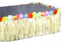 Forum Novelties Hawaiian Luau Party Grass Skirt Table Fringe