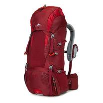 High Sierra Tech Hawk 50 Frame Pack - Brick Red / Carmine /