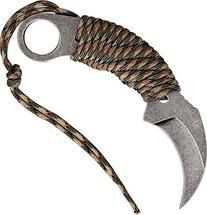 Mtech MT670 Hawk Cord Wrap Karambit Knife