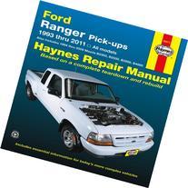 Ford Ranger Pick-ups 1993 thru 2011: 1993 thru 2011 all