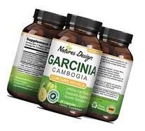 95% HCA Pure Garcinia Cambogia capsules- Highest Grade for
