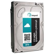 Seagate 6 TB Enterprise Capacity HDD SATA 6Gb/s 128MB Cache