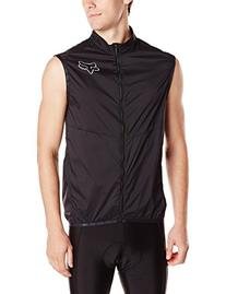 Fox Head Men's Dawn Patrol Vest, Black, Large