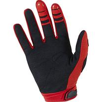 Fox Head Men's Dirtpaw Race Gloves, Red, Large