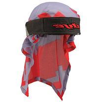 Dye Head Wrap - 2014 - Airstrike Gray/Red