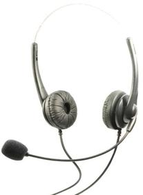 Headset Dual Headphones Call Center for Cisco IP Telephone