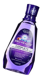 Crest Pro-Health Complete Anticavity Fluoride Rinse, Clean