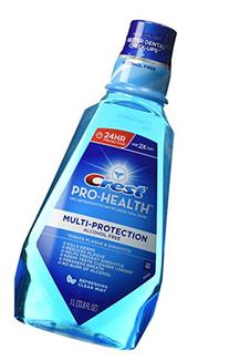 Crest Pro-Health Multi-Protection Alcohol Free Rinse 1L,