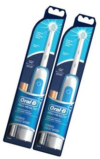 Oral-B Pro-Health Precision Clean Battery Toothbrush, 2