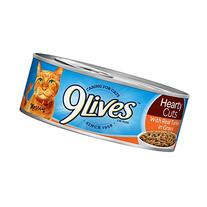 9Lives Hearty Cuts With Real Turkey In Gravy Wet Cat Food, 4